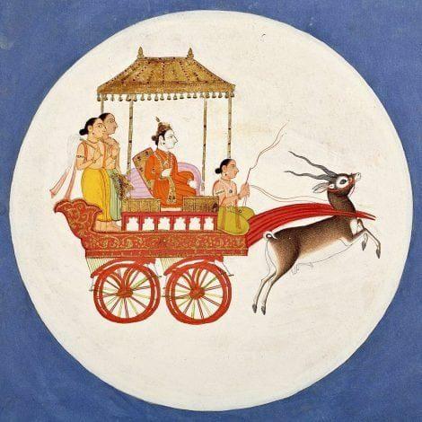 Chandra prāṇāyāma