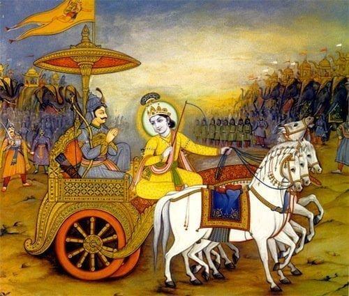 História da Bhagavad