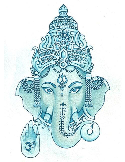 A Simbologia da História de Ganesha 2
