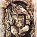 nascimento de ganesha