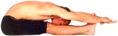Paschimottanasana, a postura da pinça 2