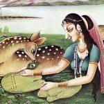 Mulher livre: as duas vidas de Śakuntalā 8