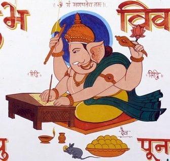 Porque Gaṇeśa Cavalga um Rato? Uma História Incrível 4