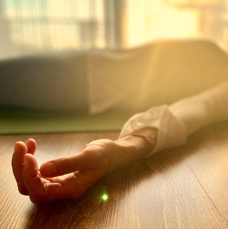 yoganidrā