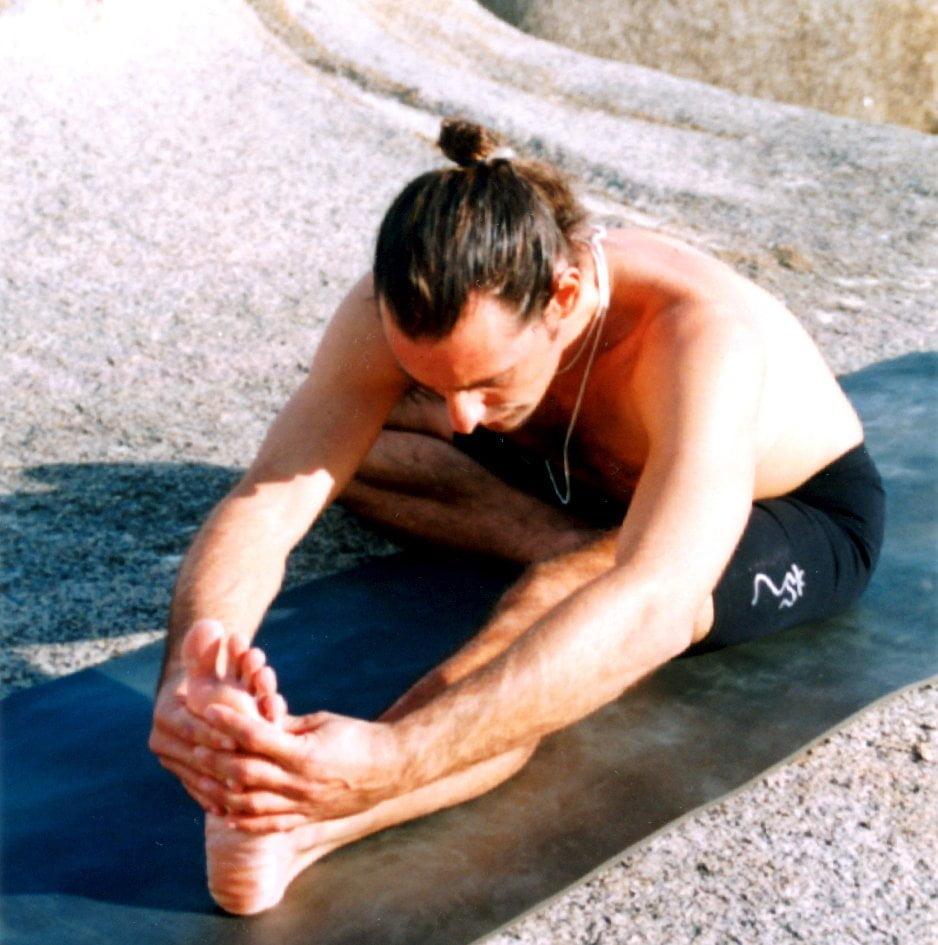 prática de āsana