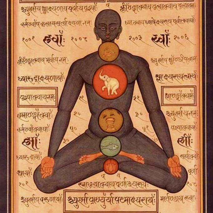 kuṇḍalinī